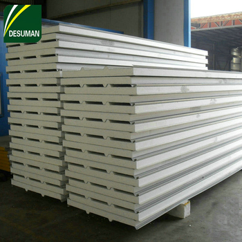 Light weight Energy Saving Fireproof EPS Sandwich Panel For Partition Wall