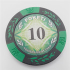 iso15693 13.56mhz nfc casino chips with rfid system