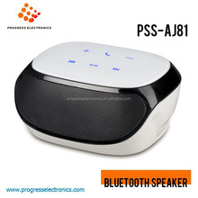 Kuat Bass Stereo Portable Bluetooth <span class=keywords><strong>Speaker</strong></span> dengan Mikrofon Sentuh Key MP3 Music Box NFC/Panggil fungsi mp3 player