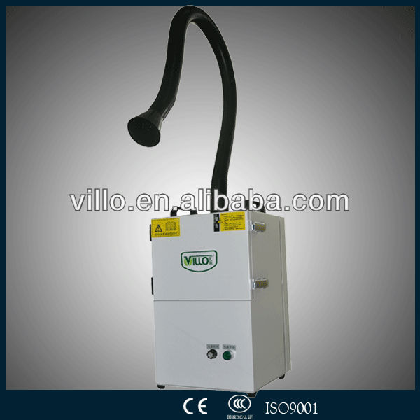 High efficient single phase welding smoke extractor VHT-S series (220V/50Hz)