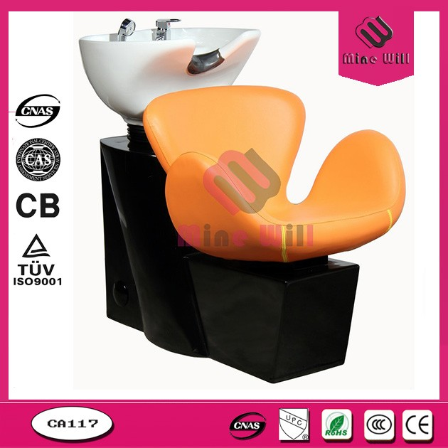 luxury salon furniture manicure wash stations with handrest