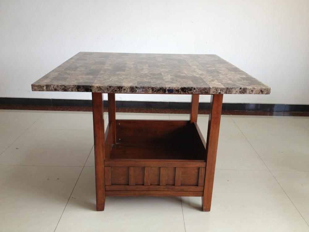 Low Price Granite Decals Dining Table Top