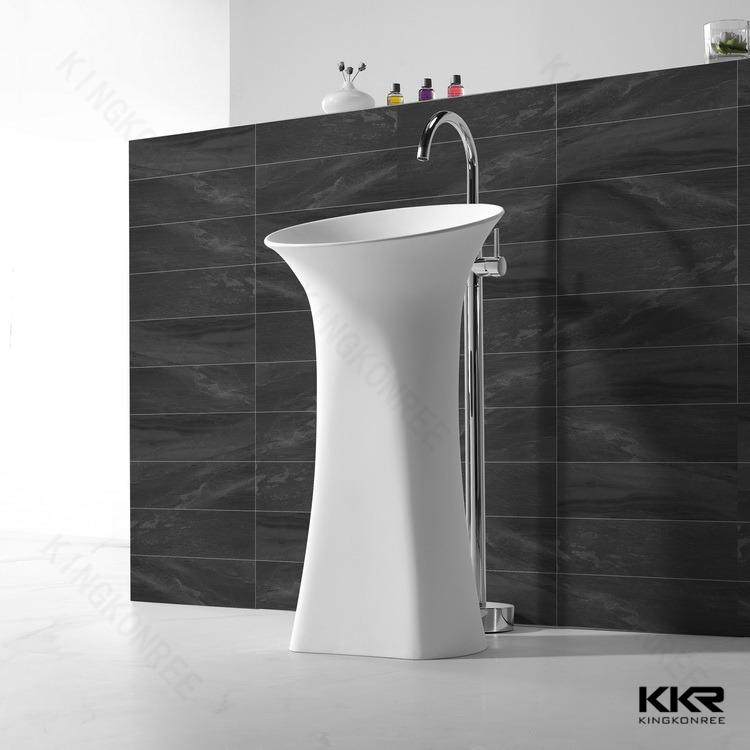 China Supplier Pedestal Wash Basin Designs For Dining Room/wash ...