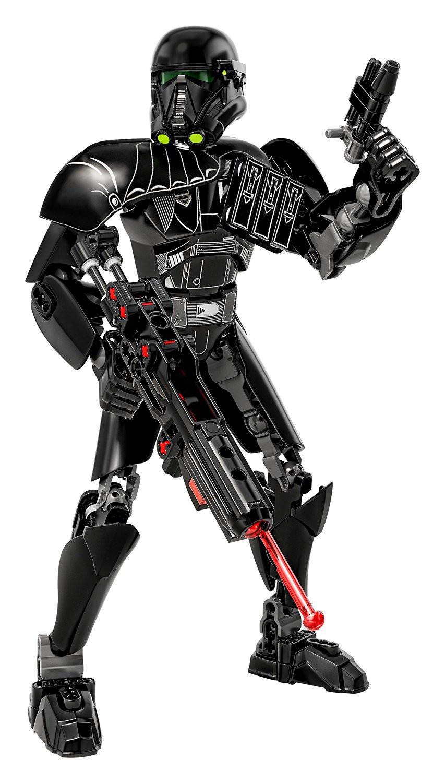 UKLEGO Star Wars Imperial Death Trooper Building Blocks Sets Kids Model Brick Figure Toy
