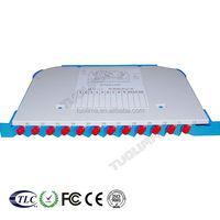 N Tuolima odf rack mounted 19 1u 24 core odf unit