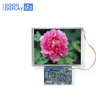 T018 High Brightness VGA Video input Digital 10.4'' TFT LCD Module