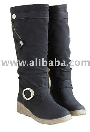 2010 New Style Popular Wedge Boots