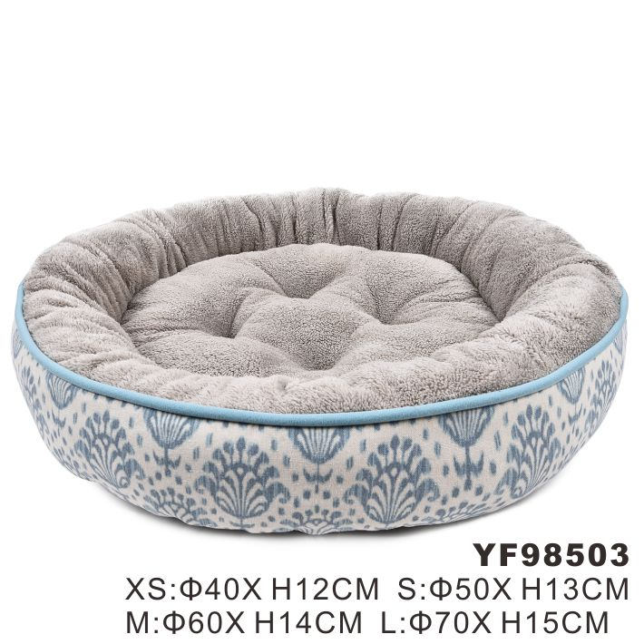 Modern Vintage Crown Pet bed