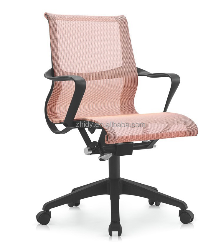 Modern Office Furniture Chair Aluminum Office Mesh Chair