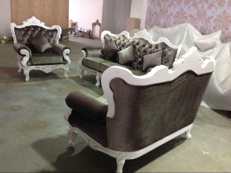 Victoriano Muebles,Royal Clásico Sofá - Buy Estilo Francés Sofá ...
