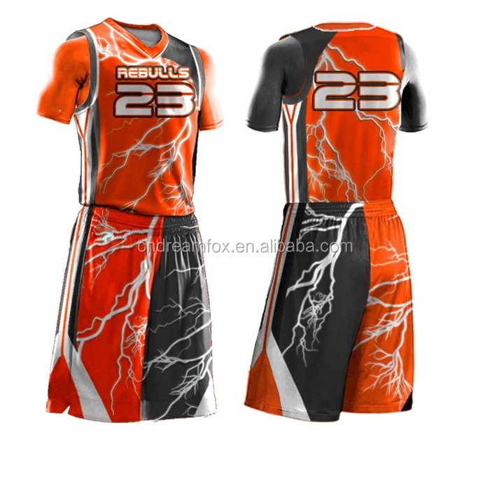 2fccb30d5ee cheap youth boys basketball uniforms customized orange basketball uniforms  new style colorful basketball jerseys