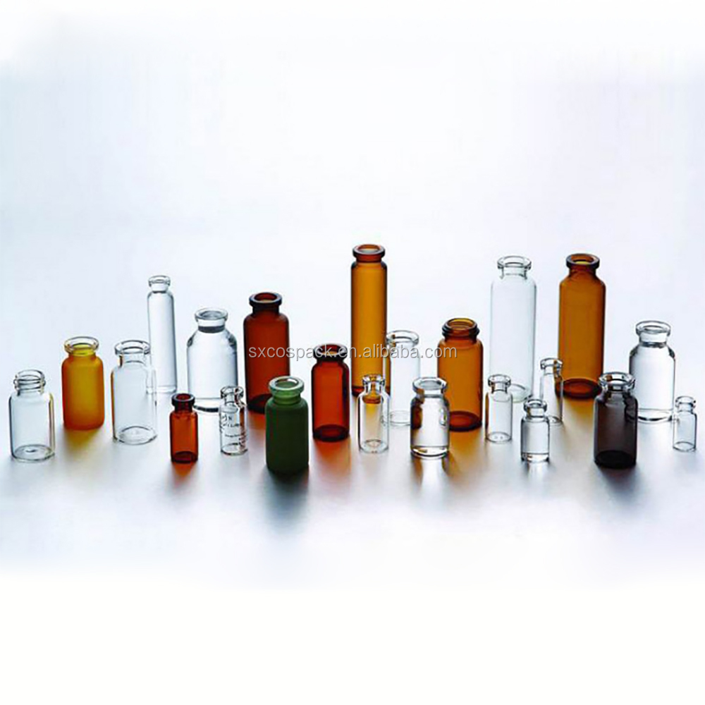 full size medicine glass vial, essential oil glass vial china suppliers
