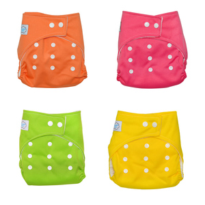 Wholesale Fashion design high quality eco friendly cloth baby reusable diaper