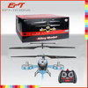Top selling alloy 4ch helicopter toys with gyro