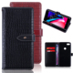 High Quality Magnetic PU Leather Flip Wallet Customized Mobile Phone Accessory Protective Back Case for Alcatel A3 XL 9008D