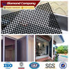 Stainless steel Woven wire T316 black window security screen