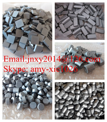 Cemented Carbide Inserts SS10 For Welding Cutter