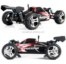 Wltoys A959 Buggy Racing Car 2.4GHz RTF RC 2WD ware runner OFF-Road/With 40-60km/hour High speed rc electric car brinquedos