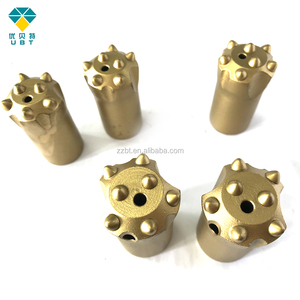 Manufacturer 12 Degree Diameter 32Mm Semi Ballistic 7 Buttons Drill Bit with High Quality