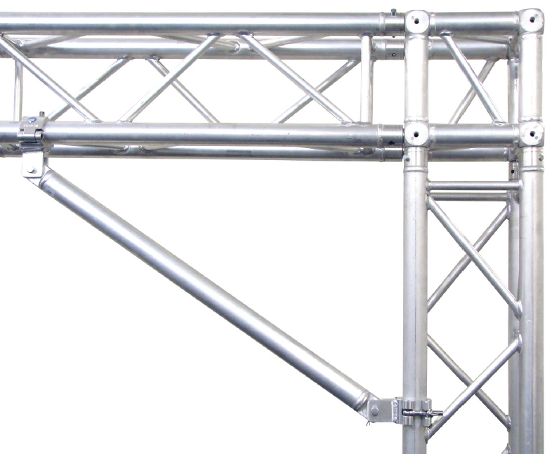 Space Frame Roof Truss Structure - Buy 300mm Stage Truss,Truss For ...