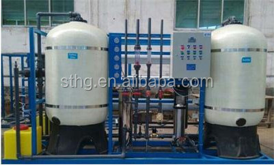 2000l Per Hour Mineral Water Plant Machinery Cost/ro Plant Price ...