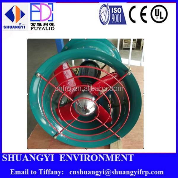 China Made Best Quality Explosion Proof Exhaust Fan
