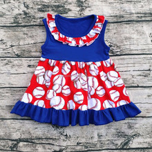 Princess Girl Dress 2016 Summer Kids Cute Printed Patterns Dresses And Baby Wears Vestidos
