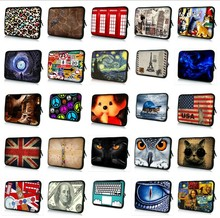 7 9.7 11.6 13.3 14.4 15.4 15.6 17.3 inch Handle Laptop Sleeve Bag Notebook Smart Cover Case protector For Macbook Air/Pro/Retina