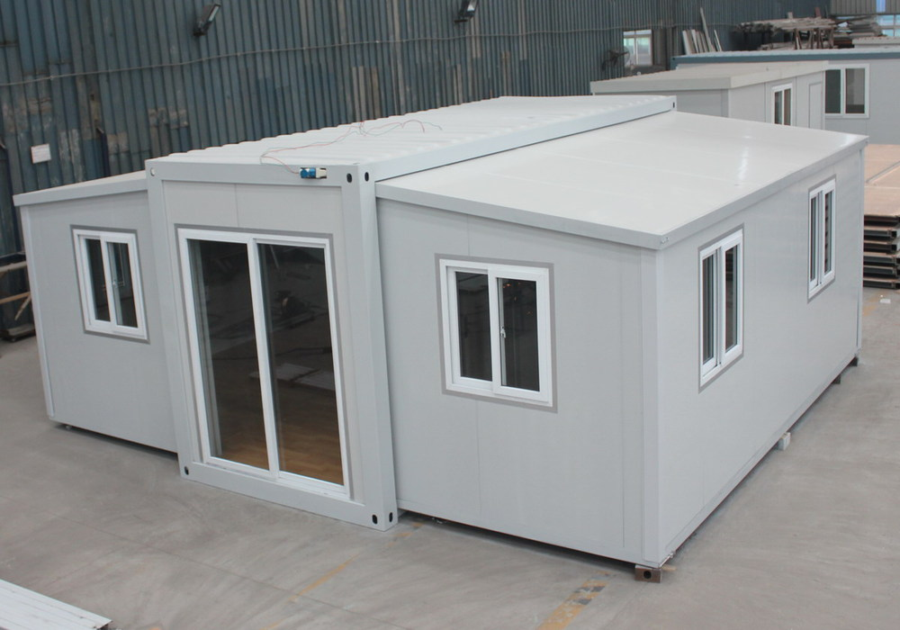 Mobile falt haus container haus buy product on for Container fertighaus
