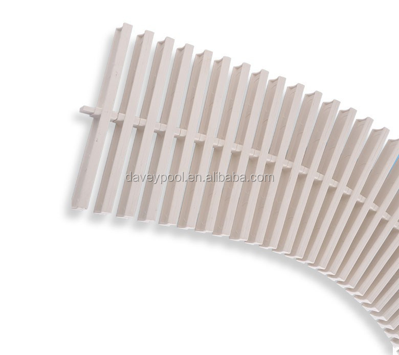 Best Selling Swimming Pool Pvc Grating Pool Drain Grating