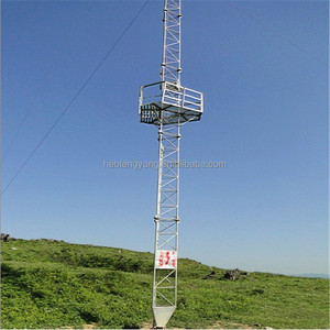 Guy Antenna Rohn Tower for Telecommunication