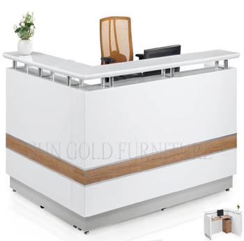 watch 897c4 3dfa0 Office Furniture L Shaped Counter White Modern Salon Reception Desk  (sz-rtb039) - Buy Reception Counter,White Salon Reception Desk,White Modern  ...