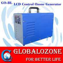 Touch screen control air ozone generator odor eliminator from Globalozone manufacturer