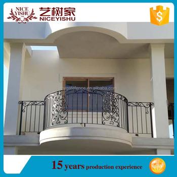 Yishujia Fabbrica Acciaio Inox Balcone Corrimano Recinzione,Ferro ...