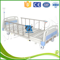 Top quality bottom price hospital care three function crank patient bed