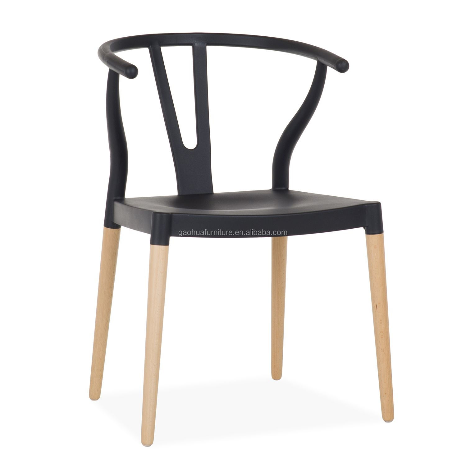 Picture of: Y Chair Plastic Dining Room Chair Black Modern Buy Plastic Dining Chair Modern Dining Room Chairs Black Dining Chair Product On Alibaba Com