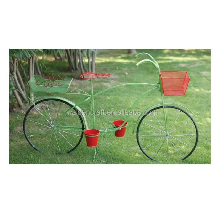 Metal Garden Bicycle Planter Wholesale, Bicycle Planter Suppliers   Alibaba