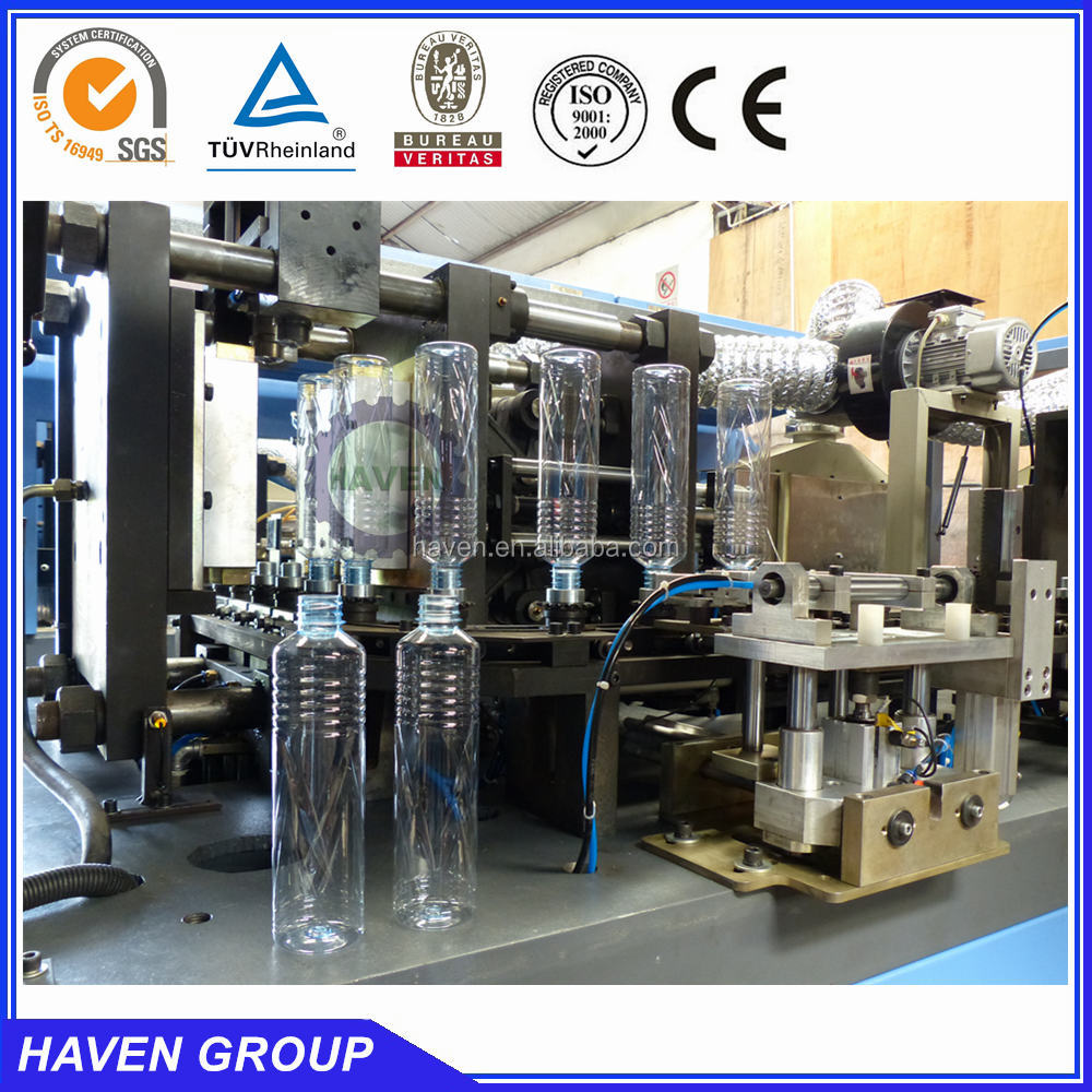 plastic bottle making machine price