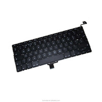 "Shenzhen laptop with portuguese keyboard A1278 Replacement led Keyboard For Apple MacBook Pro 13"" 2009-2012 Year Portuguese"