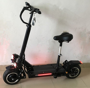 2018 Ebay best seller 3200W 11inch Off Road fat tire electric kick scooter 2 wheel stand up electric scooter for Adults