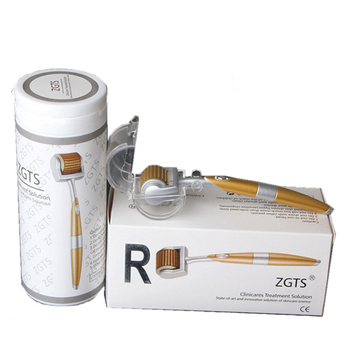 Most Popular Real Titanium Needles ZGTS 192 Derma Roller