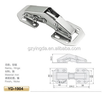 Kitchen Cabinet Door Hinges Types Hydraulic Curved Doors