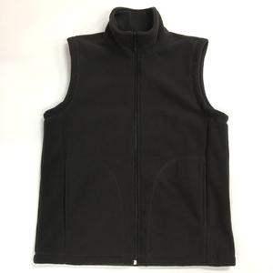Promotional fashion mens casual polar fleece vest coat for men