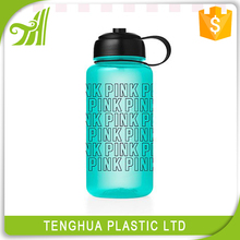1L Protein shaker Sport Bottle plastic shake bottle