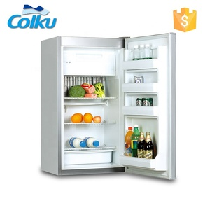 Mobile Home 100L 150L Vegetable Storage Battery Powered Mini Refrigerator For Sales