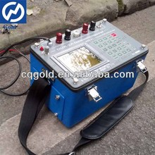 Underground Water Finder and dc Resistivity Induced Polarization and Water Detection Equipment