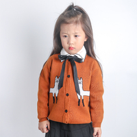 Kids Cardigan Sweaters Coats for Baby Children Cardigan girls in Spring Autumn coat