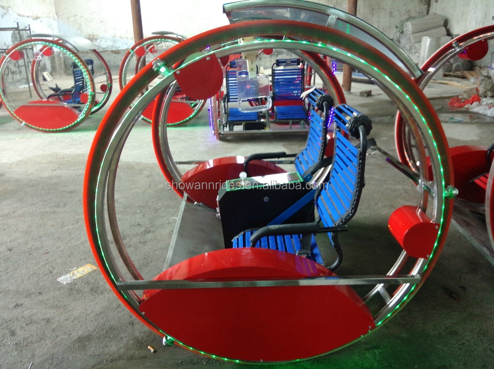 Competitive price new design attractive amusement park happy car