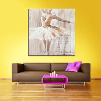 Best Sale Home Hotel Wall Art Decorative Printed Abstract Hot Sex Photo Canvas Picture Nude Print Oil Painting
