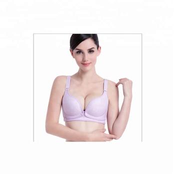 4397160d4da Pregnant women Breast-feeding Pregnancy Underwear Set Bra Pregnancy Bra No  rims Not Cotton Comfortable